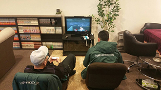 LSゲーム基地 ビデオゲーム